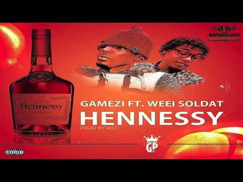 GAMEZI Feat. WEEI SOLDAT - HENNESSY