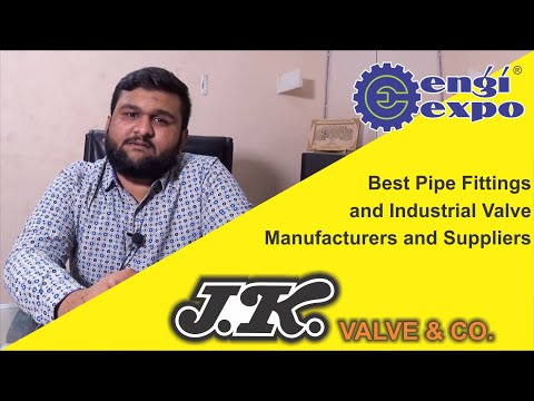 Best Pipe Fittings And Industrial Valve | Manufacturers And Suppliers | Industrial Expo