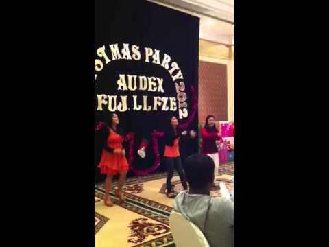 Audex Fujairah Christmas Party