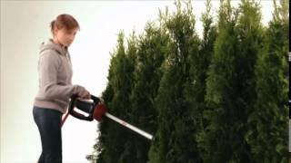AL-KO HT700 Electric Hedge Trimmer - The Green Reaper