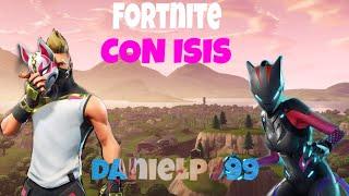 FORTNITE CON ISIS | DANIEL P999