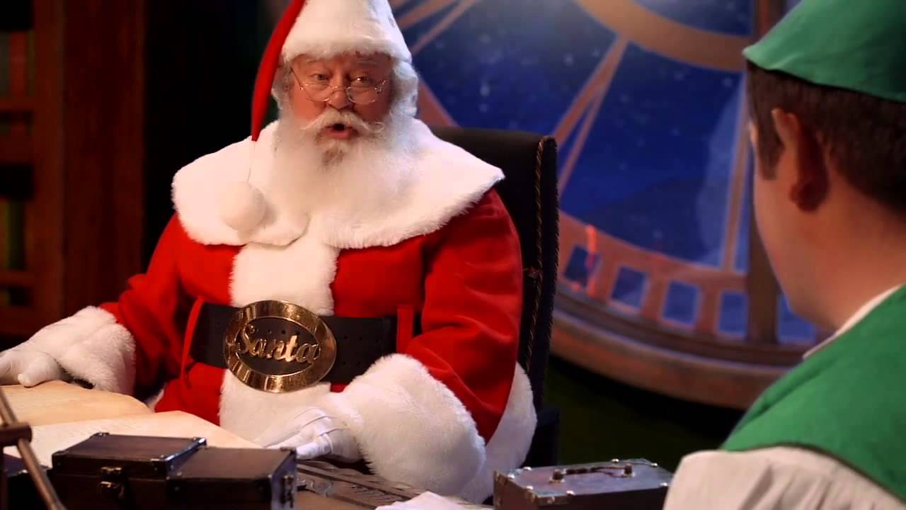 savanna video from santa claus in the north pole christmas 2014