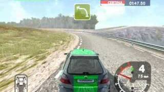 Colin MCrae Rally 2005- gameplay PC
