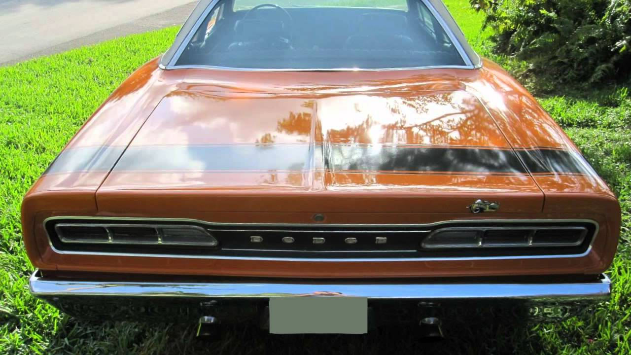 1969 Dodge Superbee Six Pack Slideshow