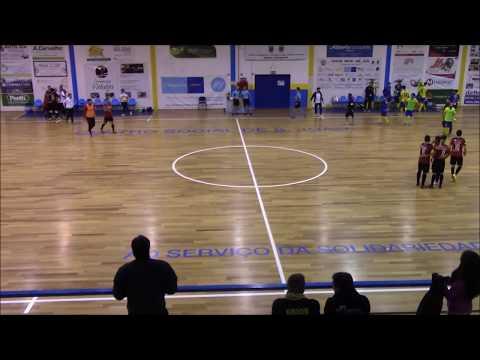 CS São João 4-4 Covão do Lobo (Seniores, CN II Divisão FPF)