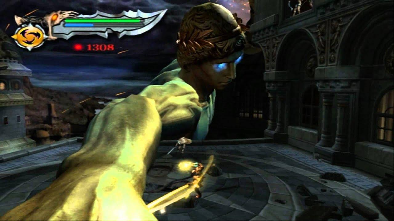 God Of War 2 On PCSX2 (Playstation 2 Emulator) v1 0 0