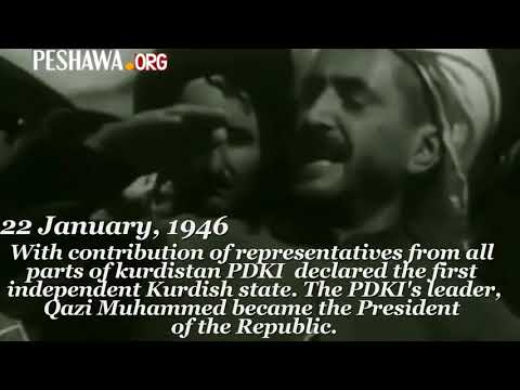 72nd anniversary of the PDKI and the first Kurdish independent republic