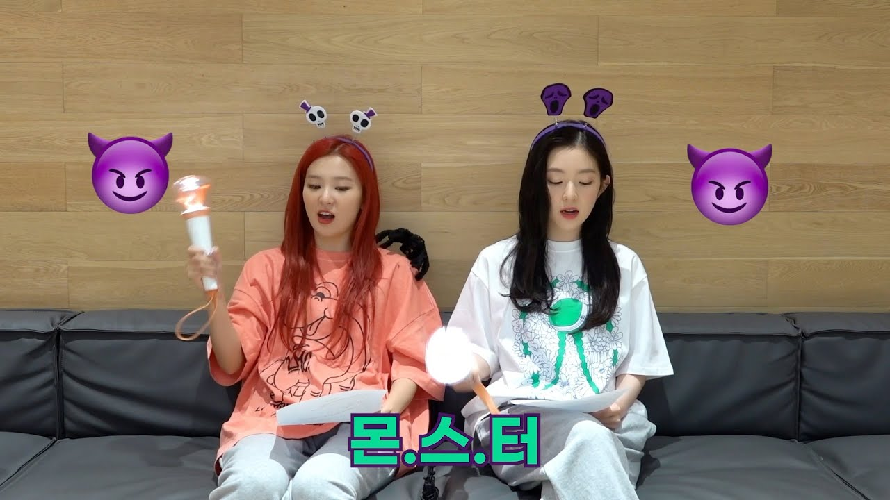 😈 Red Velvet - IRENE & SEULGI 'Monster' 🗣 응원법 (Fanchant Guide)