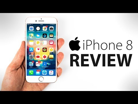 iPhone 8 - FULL REVIEW