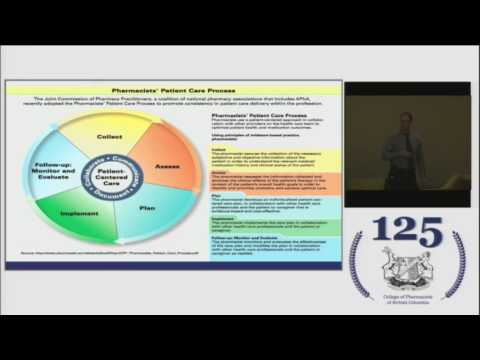 CPBC125 - Physical Examination & Clinical Pharmacy Practice in BC