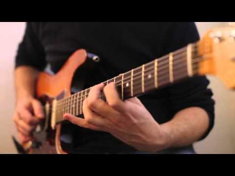 Music Way - fusion guitar solo -  Nauka gry na gitarze Lublin / Lekcje gry na gitarze Lublin