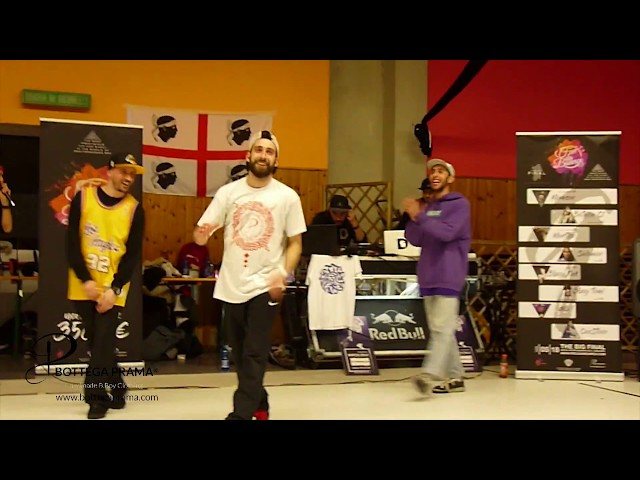 Boogie Judge Showcase @Feel Da Bounce Preselection