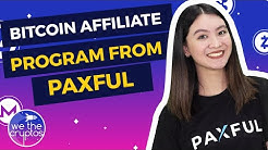 Bitcoin Affiliate Program from Paxful