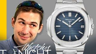Steel Rolex Day Date; Reasoning Patek; Best & Worst of 2018 From Breitling, Rolex, Parmigiani & More