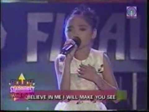 Charice Pempengco 9 Years Old on Bulilit Star Quest