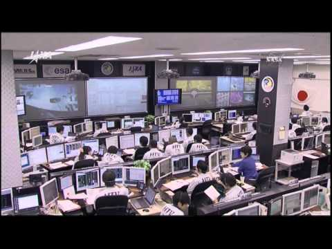 Japanese HTV-5 Cargo Craft Is Released From ISS