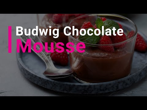 How to Make Budwig Chocolate Mousse
