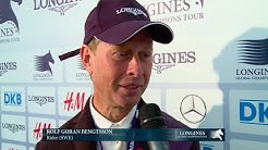 Longines Global Champions Tour of Hamburg Grand Prix presented by H&M 3rd place Rolf-Göran Bengtsson