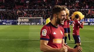 C. A. Osasuna vs Lorca F. C.