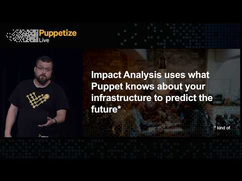 Puppetize Live Sydney - Puppet Code Deployment Best Practices Presented by Chris Barker