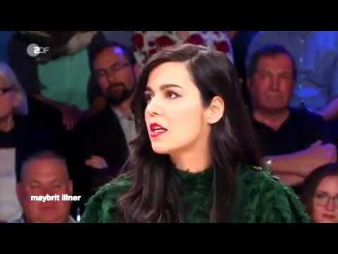 Maybrit Illner zu Trumps Botschaft, Irans Bombe – kann Europa Krieg verhindern? am 17. Mai 2018