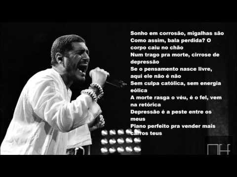 """Criolo """"Convoque Seu Buda"""" Letra (Lyrics)"""