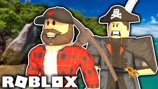 The LEGENDARY PIRATE TREASURE | ROBLOX #admiros