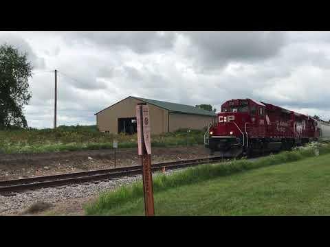 CP Train in Wisconsin (1)