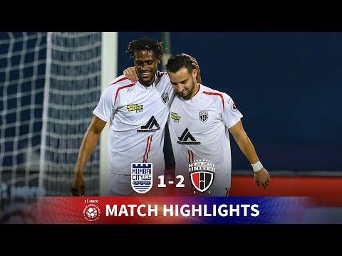 Highlights - Mumbai City FC 1-2 NorthEast United FC - Match 76 | Hero ISL 2020-21