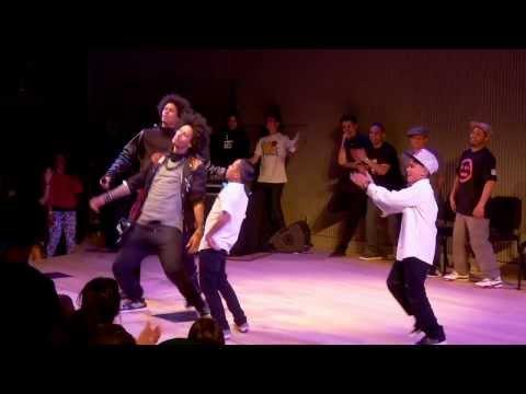 LES TWINS Vs ART OF TEKNIQUE | City Dance Live | Battle At SFJazz