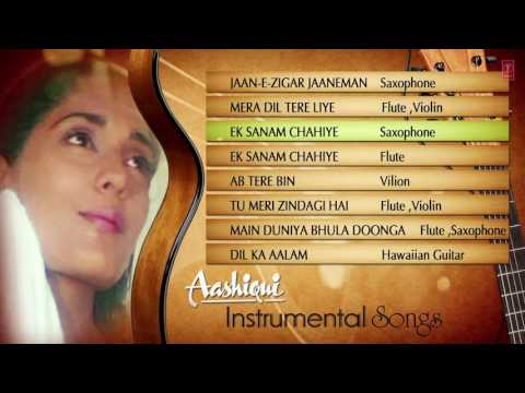 Aashiqui   Full Songs Instrumental    Jukebox
