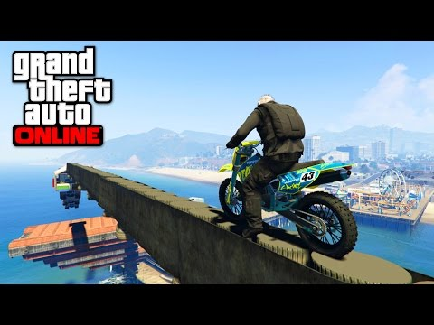SANCHEZ CAPTURE 2 - GTA 5 ONLINE