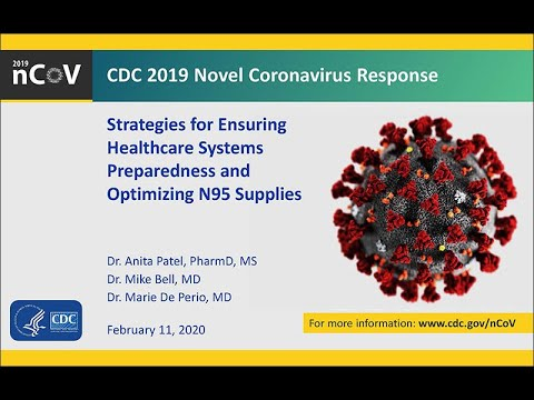 CDC Announces Possible Community Spread of COVID-19 in the ...
