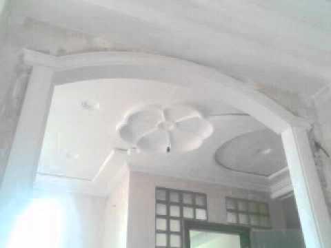 faux plafonds errabbouh - YouTube