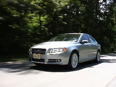 Roadfly.com - 2007 Volvo S80 Car Review