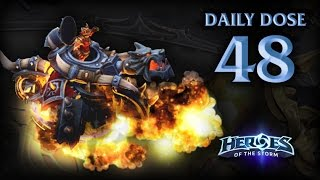 Heroes of the Storm - Daily Dose Episode 48: Hammer MVP