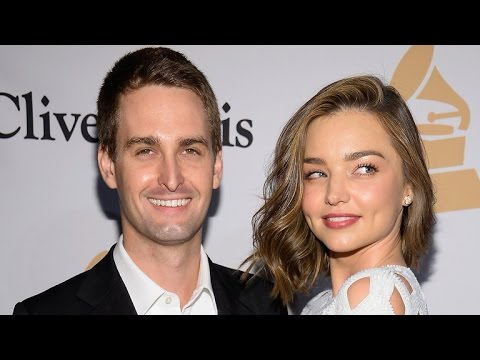 snapchat founder dating miranda Miranda 'marries billionaire snapchat founder evan spiegel in small but miranda kerr has married billionaire social media mogul evan spiegel in a jada pinkett smith regrets dating will smith when he was married in.
