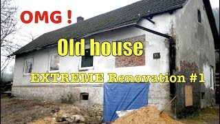 BUDGET HOUSE RENOVATION OLD HOUSE 2014-2018