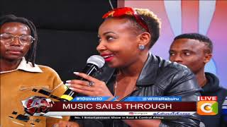 10 OVER 10 |Music sails through perfoming live
