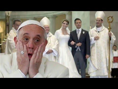 El expediente secreto de la boda de Peña Nieto y Angélica Rivera