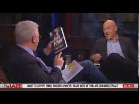 """""""This Town"""" author Mark Leibovich talked to Glenn Beck on TheBlaze TV and discussed the book"""