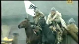 Os Bárbaros - Os Vikings