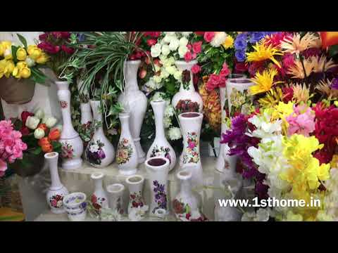 1st Home Jayanagar Bangalore Store | Artificial Flower Bunches Sticks For Home Decoration India