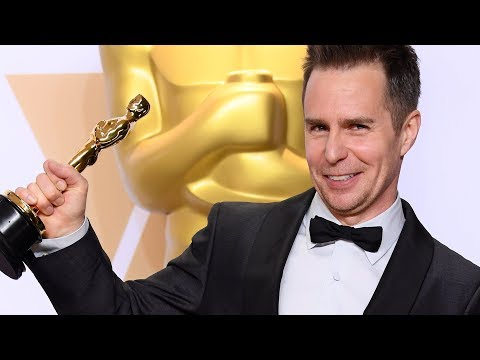 Sam Rockwell - Best Supporting Actor - 2018 Oscars - Full Backstage Interview