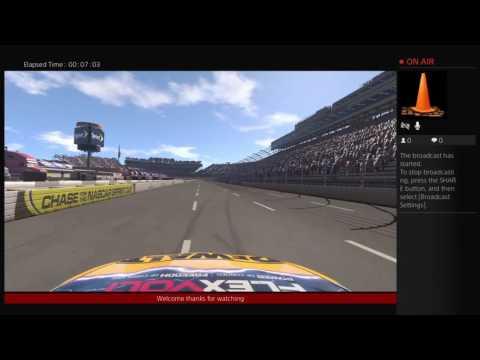 Nascar Heat evolution Martinsville league race