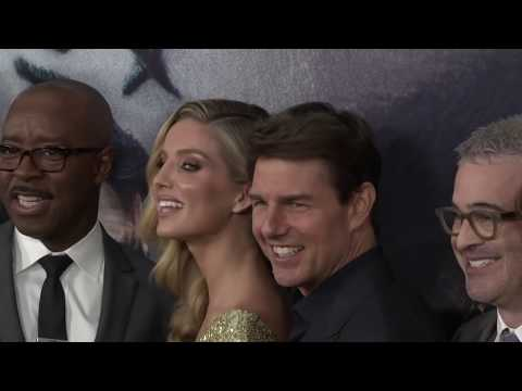 The Mummy Premiere Red Carpet - Tom Cruise, Sofia Boutella, Annabelle Wallis