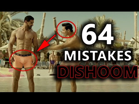 64 MISTAKES IN DISHOOM EVERYONE MISSED...