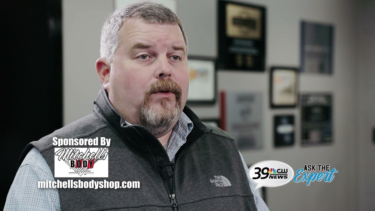 Ask The Expert -- sponsored by Mitchell's Body Shop