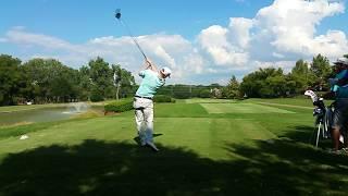 Drew Evans Golf Swing