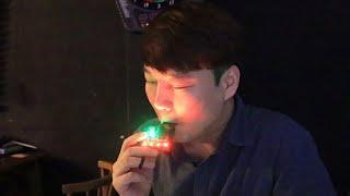 반짝반짝 관종 전자담배. 린코 젤리박스 나노. Rinc…